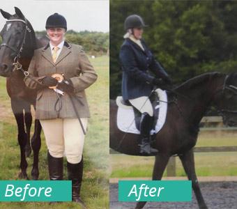 Debbie - Before & After