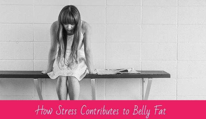 How Stress Contributes to Belly Fat
