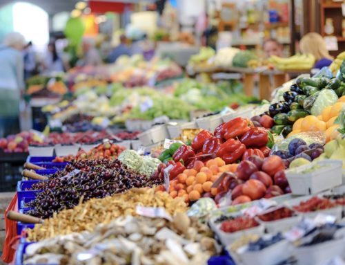 How to Shop & Eat Healthy on A Budget